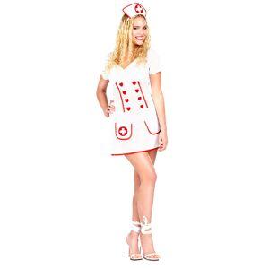 "infactory Kostüm ""Krankenschwester"" Gr. M"