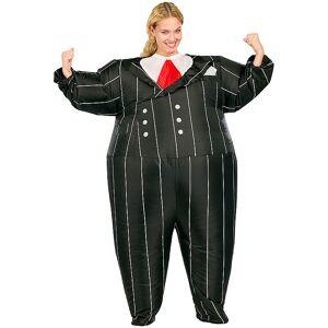 "Playtastic Selbstaufblasendes Kostüm ""Gentleman"""