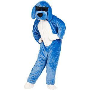 """infactory Halloween- & Faschings-Kostüm """"Hund mit Brille"""""""