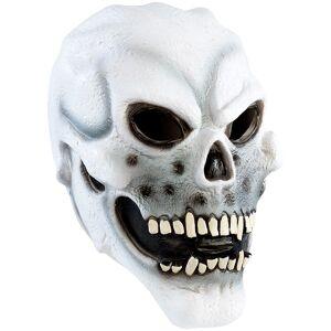infactory Totenkopfmaske aus Latex