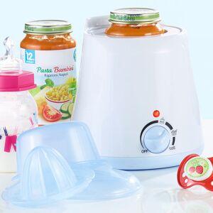 Cybaby Flaschen- und Babykostwärmer mit Saftpresse