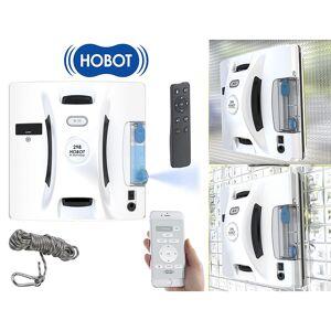 Sichler Haushaltsgeräte Profi-Fensterputz-Roboter mit Sprüh-Funktion, Bluetooth, App-Steuerung