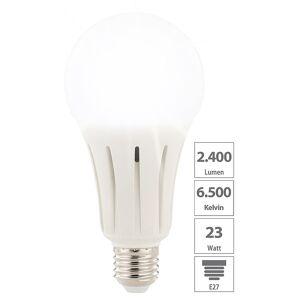 Luminea High-Power-LED-Lampe E27, 24 Watt, 2.452 Lumen, tageslichtweiss 6.500 K