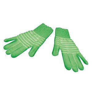 """infactory 1 Paar nachleuchtende Handschuhe """"Glow-in-the-dark"""", Gr. XL"""