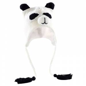 Pearl Tiermütze Panda, universelle Grösse