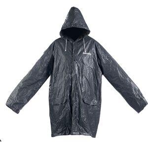 Pearl Extrakompakte Regenjacke mit Tasche, Grösse L, 100 % EVA, schwarz