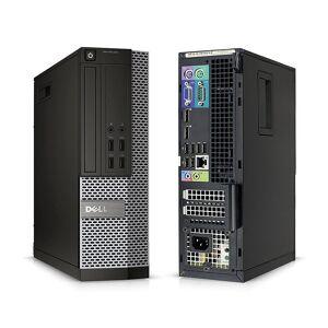 OptiPlex 7010 SFF, Core i5, 12 GB, neue 256GB SSD, Win 10 Pro (ref.)