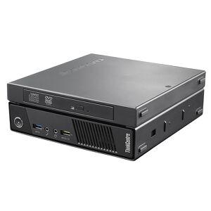 ThinkCentre M93 Tiny, Core i3, 8 GB RAM, 256GB SSD, DVD-RW refurbished
