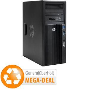 HP Z420 T, XEON E5, 32GB, 256GB SSD, Quadro K2000 (generalüberholt)