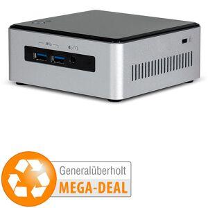 Terra PC-Micro 6000 (Intel Nuc), Core i5, 16 GB RAM (generalüberholt)