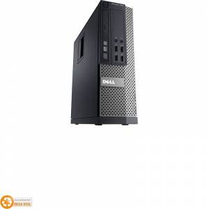 Dell OptiPlex 7010 SFF, Core i5, 8 GB, 256 GB SSD (generalüberholt)