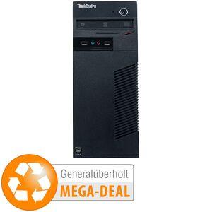 IBM ThinkCentre M73 10B1, Core i3, 8 GB, 256 GB SSD (generalüberholt)