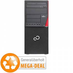 Fujitsu Siemens Esprimo P920 E90+, Core i5, 16 GB RAM, 512 GB SSD (generalüberholt)