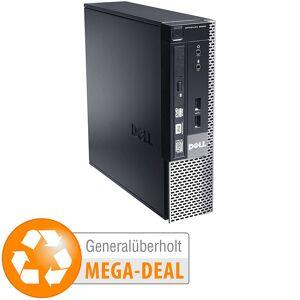 Dell Optiplex 9020 USFF, Core i5, 8 GB, 256GB SSD, Win 10 (generalüberholt)