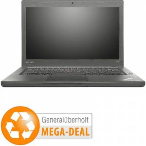 """IBM ThinkPad T440, 35,6 cm/14"""", Core i5, 8 GB, 128GB SSD (generalüberholt)"""