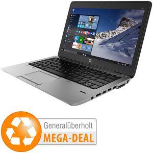 HP Ultra dünnes HP Elitebook-Notebook inkl. Dockingstation