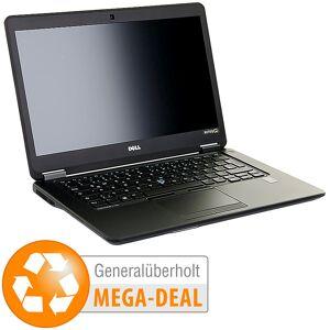 """Dell Latitude E7450, 35,6cm/14"""", Core i7, 16GB, 480GB SSD (generalüberholt)"""