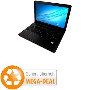 """HP ZBook 15 G3, 15,6""""/39,6 cm, Core i7, 32GB, 512GB SSD (generalüberholt)"""