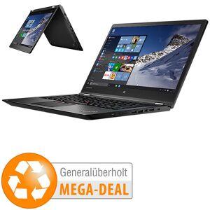 """IBM ThinkPad Yoga 460, 35,6 cm/14"""", Core i5, 512 GB SSD (generalüberholt)"""