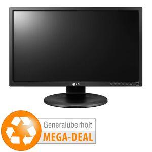 LG 24MB35PY-B, 60,5-cm-Full-HD-Monitor, AH-IPS, Pivot (generalüberholt)