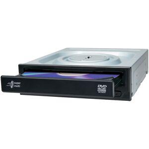LG Interner CD/DVD-Brenner HLDS GH24NSD5, 24x/48x, M-DISC, SATA, schwarz