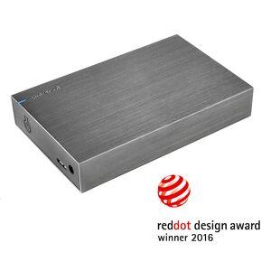 "Intenso Memory Board Externe Festplatte 3,5"", 4 TB, USB 3.0, Aluminium"