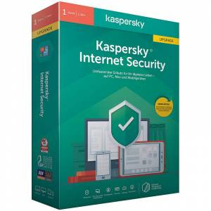 Kaspersky Internet Security 2020 Upgrade - für PC/Mac
