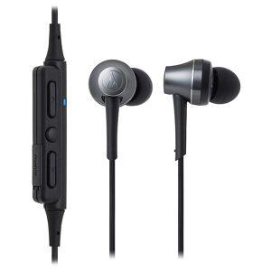 Technica Audio Technica ATH CKR75BT Bluetooth  In-Ear-Kopfhörer - Schwarz, Grau