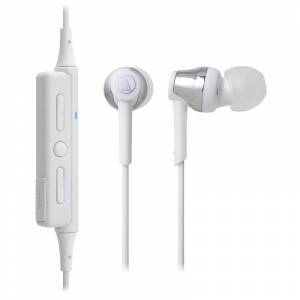 Technica Audio Technica ATH CKR35BT Drahtloser In-Ear-Kopfhörer - Weiss