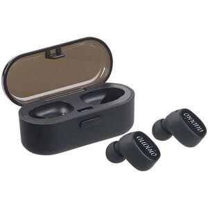 auvisio True Wireless In-Ear-Stereo-Headset mit Lade-Etui, 10 Std. Spielzeit