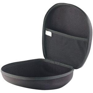 auvisio Grosse Hardcase-Schutztasche für Kopfhörer bis 19 x 20 x 8 cm