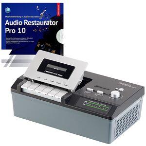 auvisio USB-Kassetten-Player UCR-2200 zum Abspielen & Digitalisieren