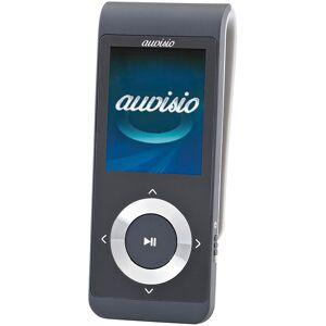 auvisio MP3- & Video-Player DMP-320.bt V2 mit Bluetooth und FM-Radio