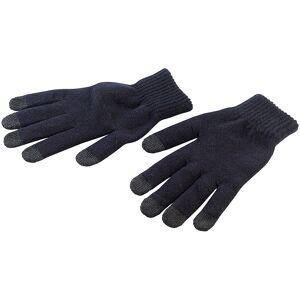 Strick-Handschuhe mit 5 Touchscreen-Fingerkuppen Gr. XL