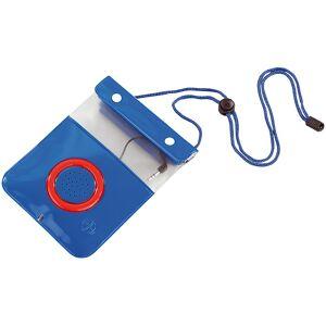 Somikon Wasserdichte Lautsprecher-Tasche für Player bis 110x125 mm