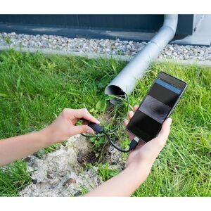 Somikon USB-HD-Endoskop-Kamera für PC und OTG-Android-Smartphone, 2 m, IP67