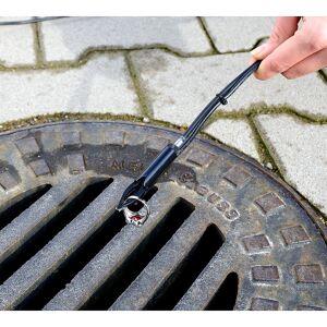 Somikon Wasserfestes USB-Endoskop UEC-8025.hd mit HD-Kamera und Greifer, 2,5 m