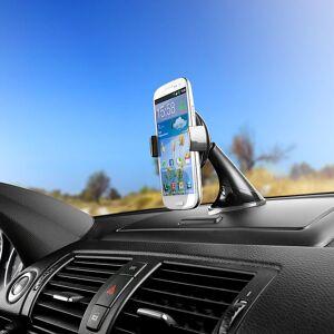 Lescars Kfz-Smartphone-Halterung, auch für das Armaturenbrett