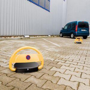 Lescars Automatische Solar-Parkplatzsperre mit Fernbedienung