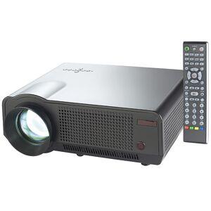 SceneLights LED-LCD-Beamer LB-9300.hd mit WXGA-Auflösung, 2.800 Lumen