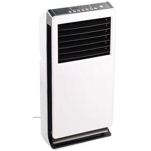 Sichler Haushaltsgeräte Design-Verdunstungs-Luftkühler mit Ionisator LW-440, 65 Watt