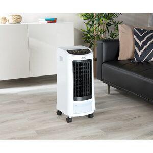 Sichler Haushaltsgeräte 4in1-Luftkühler mit Heiz-, Befeuchter- und Ionisator-Funktion, 1.800 W