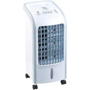 Sichler Haushaltsgeräte Luftkühler und -befeuchter mit Wasserkühlung & Swing-Funktion, 75 Watt