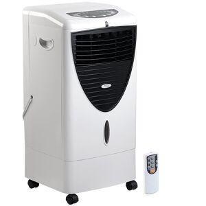Sichler Haushaltsgeräte Verdunstungs-Luftkühler mit Oszillation & Ionisator, 20 Liter, 150 W