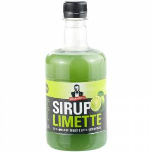 Sirup Royale mit Limetten-Geschmack, 0,5 Liter, PET-Flasche