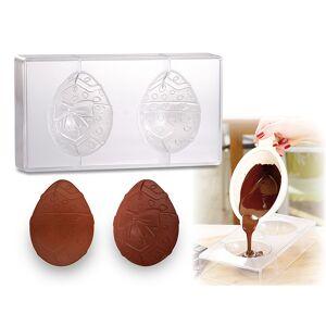 Rosenstein & Söhne Schokoladen-Gussform Osterei, groß