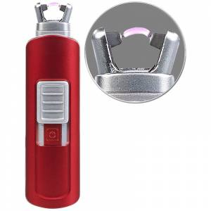 Pearl Elektronischer Mini-Lichtbogen-Stabanzünder, 60 Zündungen, rot