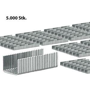 AGT 5.000 Heftklammern mit 6 mm Breite und 8 mm Länge
