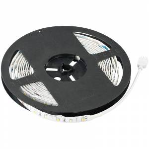 Lunartec LED-Streifen, LE-500WMN, 5 m, weiss/warmweiss, Innenbereich