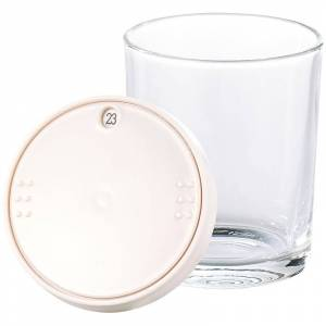 Pearl Ersatz-Gläser für PEARL Joghurt Maker, 4er-Set je 150 ml